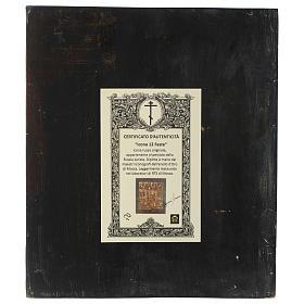Icona antica russa Dodici Feste 30x40 cm epoca zarista restaurata s5