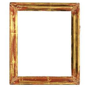 Icona Russa Antica Madre Dio Iver Teka vetro metà 800 25x20 cm s10