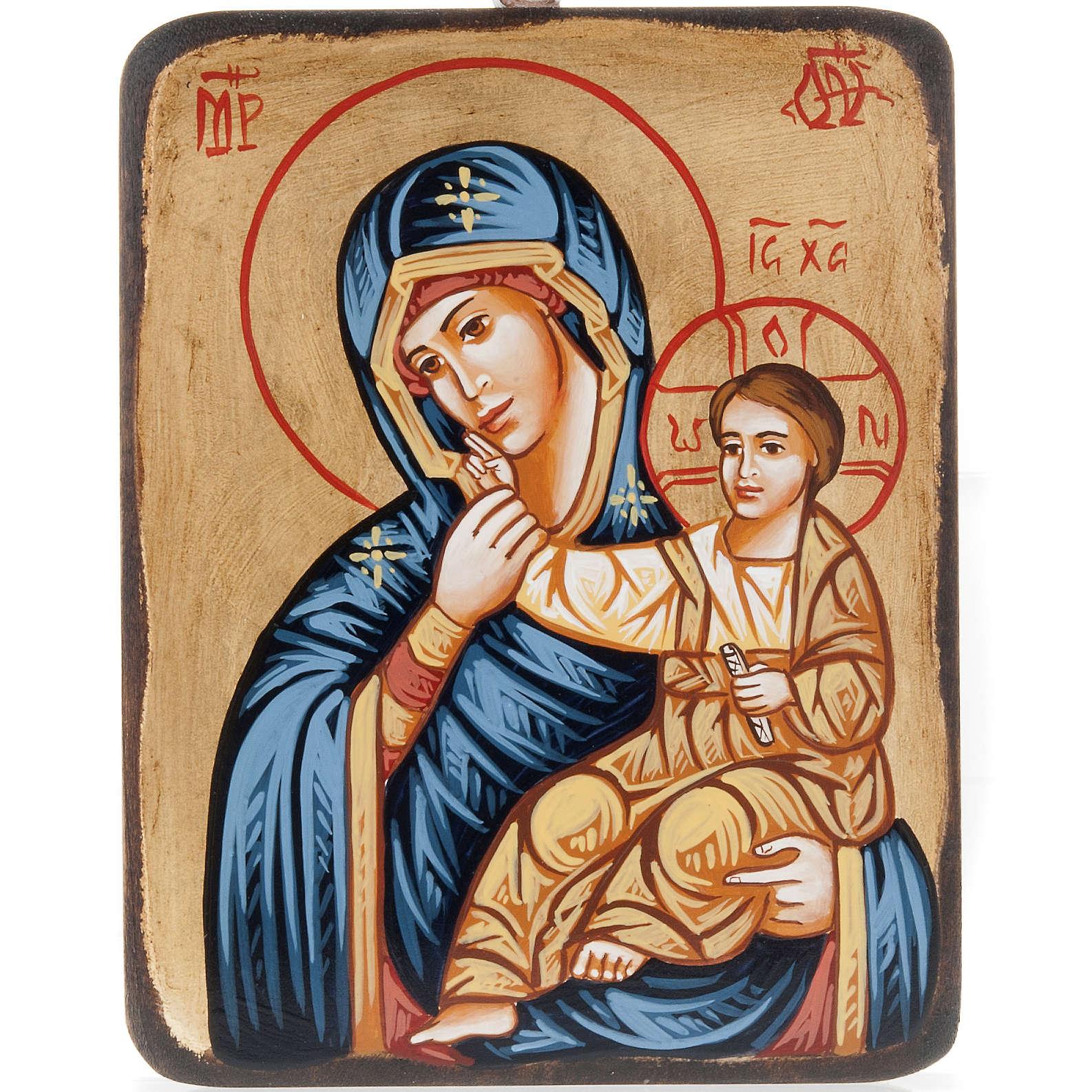 Icône mère de Dieu,Paramithia 4