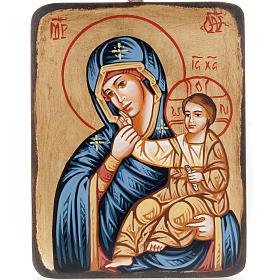 Icône mère de Dieu,Paramithia s1