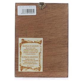 Icône du Christ Pantocrator livre ouvert dorée s3