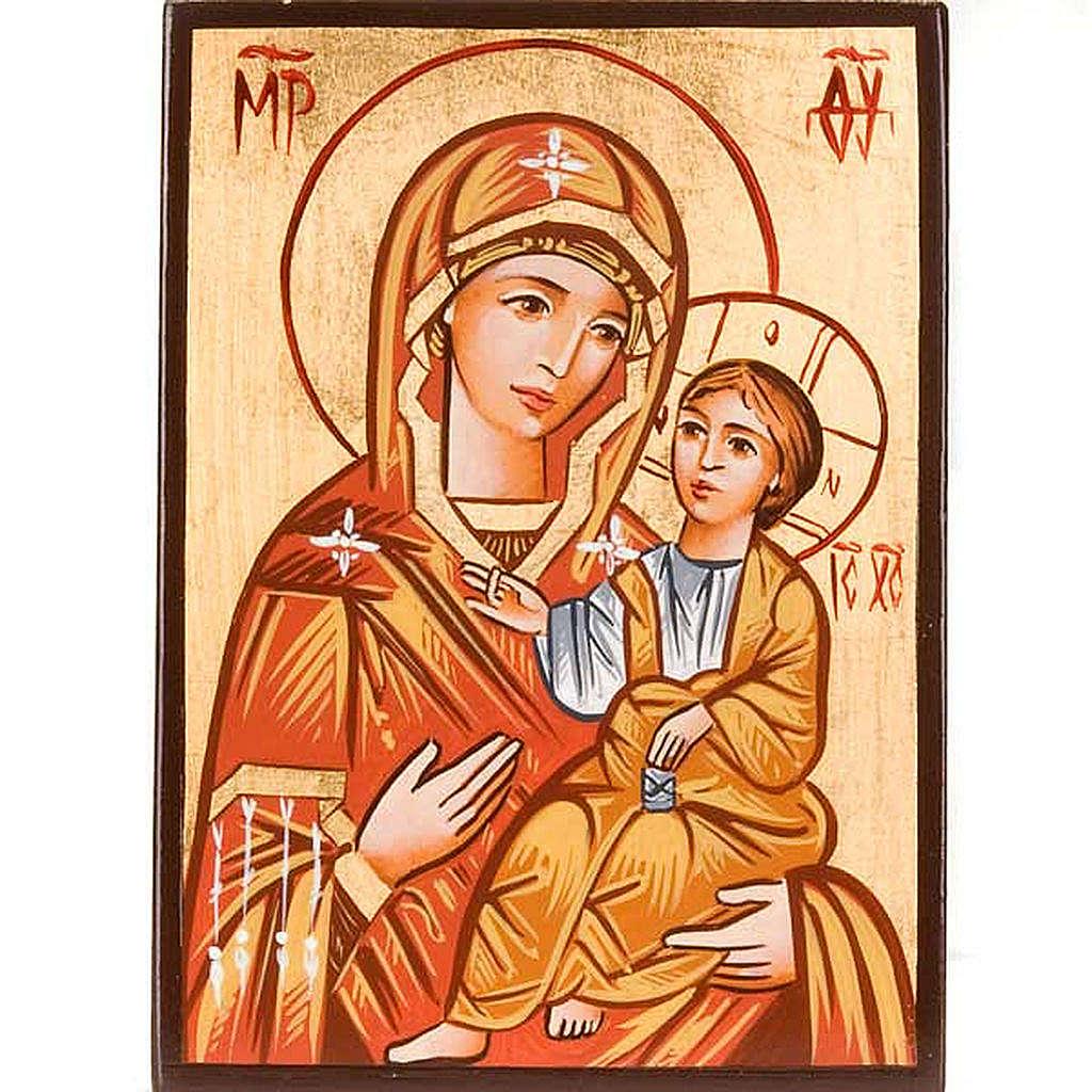 Icône Vierge Odighitria Roumanie 4