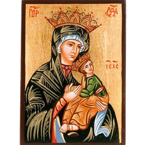 Icona Madre di Dio della Passione Romania 1