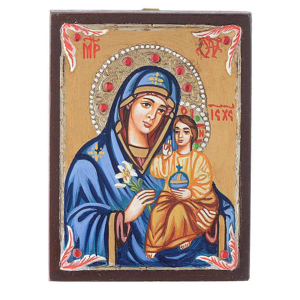 Icona Romania Madre di Dio Odighitria 4