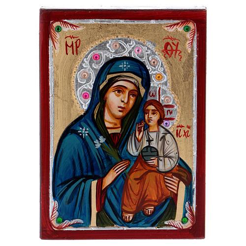 Icona Romania Madre di Dio Odighitria 1