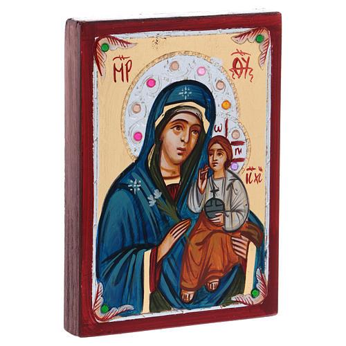 Icona Romania Madre di Dio Odighitria 2