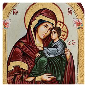 Icona Vergine della Tenerezza s2
