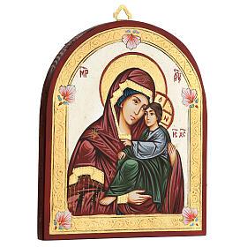 Icona Vergine della Tenerezza s3