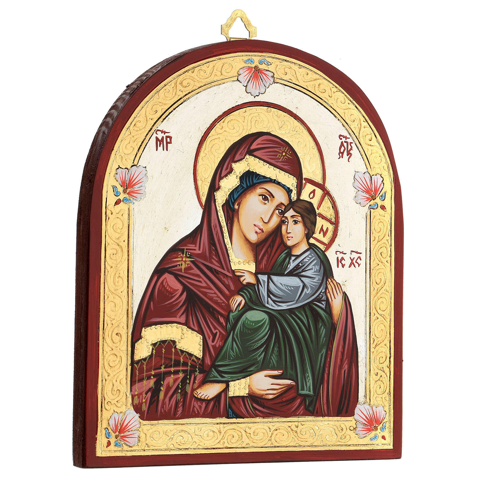 Icon, Our Lady of Tenderness 4