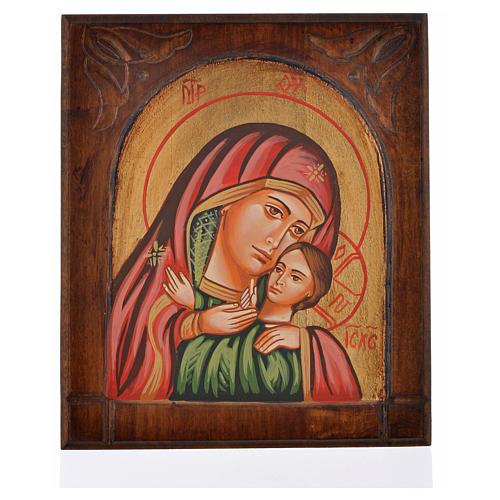Icona Madre di Dio di Kasperov Romania 1