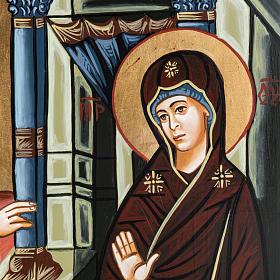 Icona dell'Annunciazione s2