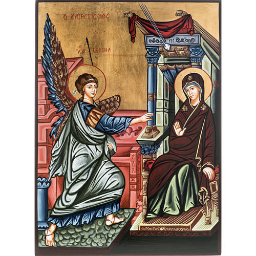 Icon of the Annunciation 1