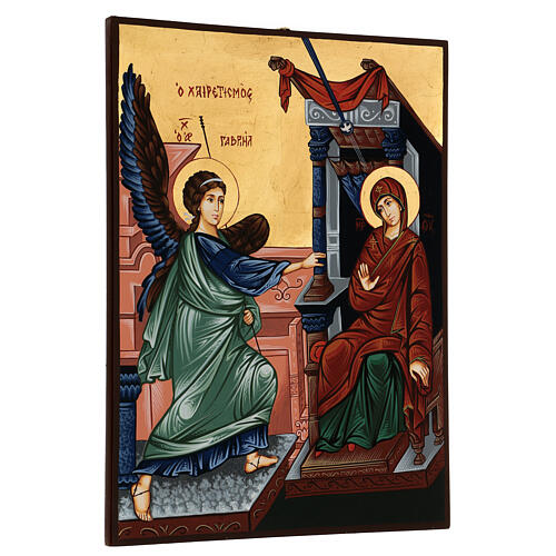 Icon of the Annunciation 3