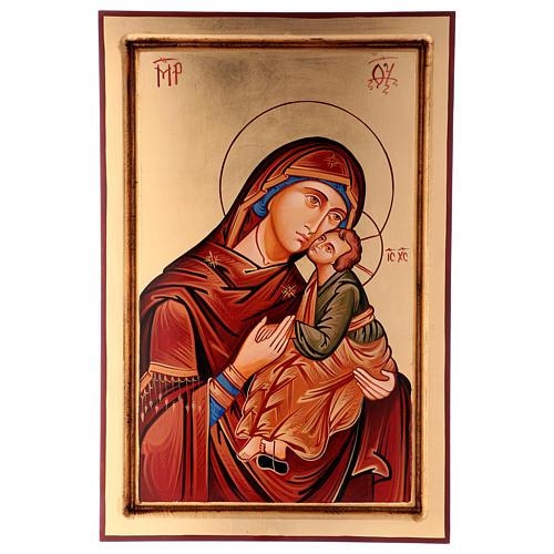 Ícono Virgen Eleousa ( de la misericordia) 1