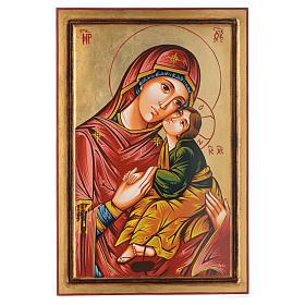 Icona Vergine Eleousa (la misericordiosa) s1