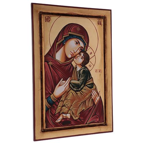 Icona Vergine Eleousa (la misericordiosa) 3