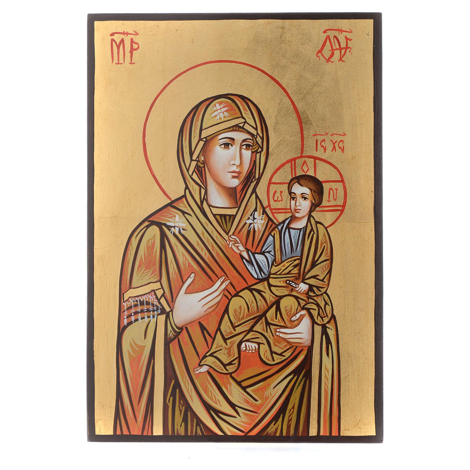 Ikone Gottesmutter Hodigitria 4