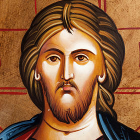 Christ Pantocrator with closed book s2