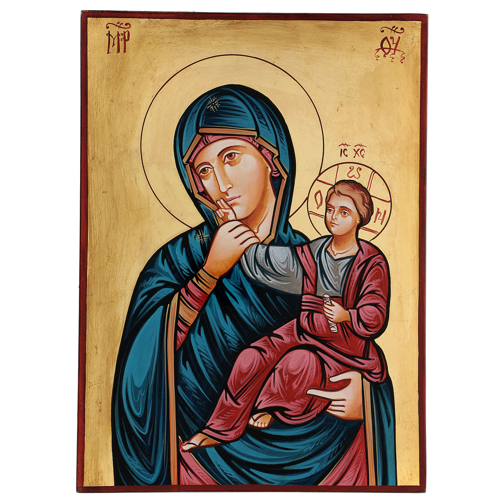 Icona Madre di Dio gioia e sollievo 4