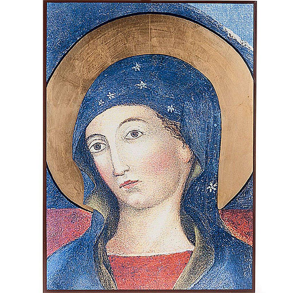 Ícono Virgen del Pozo 4