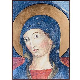 Ícono Virgen del Pozo s1