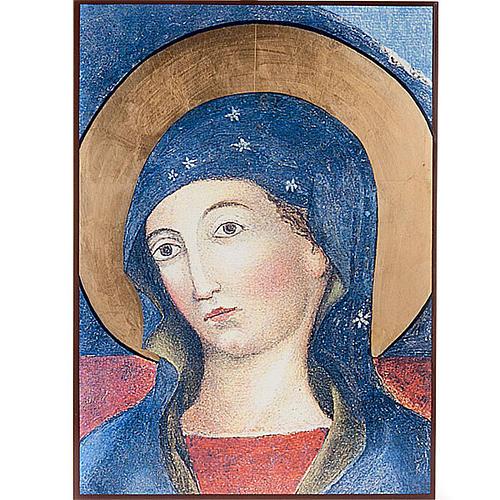 Ícono Virgen del Pozo 1