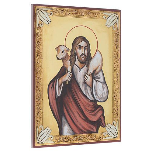 Icona Cristo Buon Pastore 2