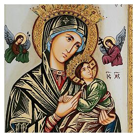Icona Madonna del Perpetuo Soccorso Romania s2