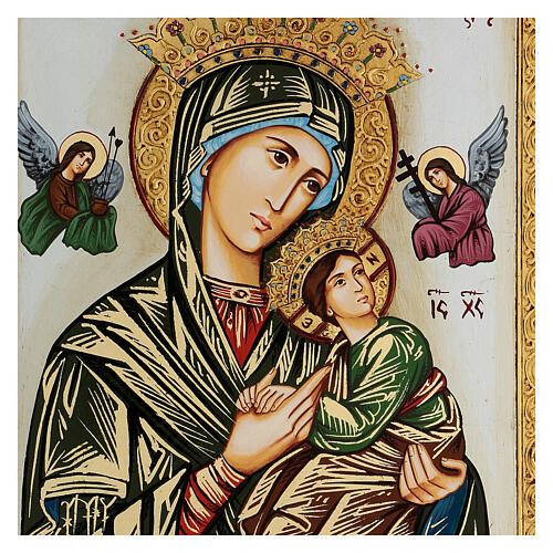 Icona Madonna del Perpetuo Soccorso Romania 2