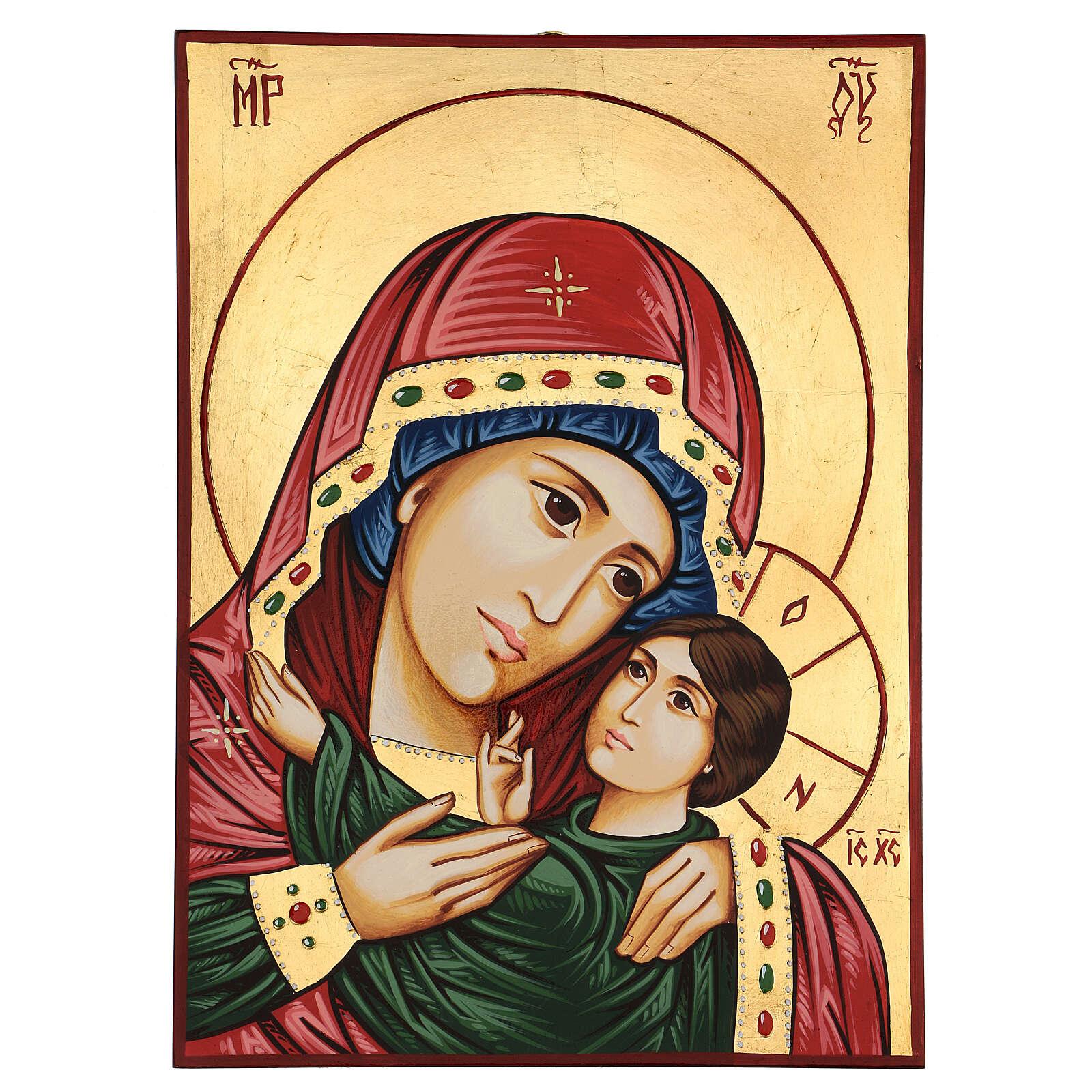 Icona Madonna di Kasperov Romania 4