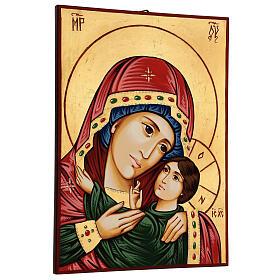 Icona Madonna di Kasperov Romania s4