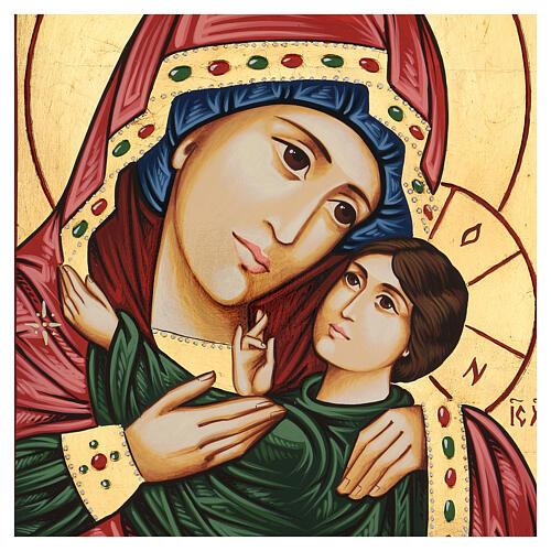 Icona Madonna di Kasperov Romania 2