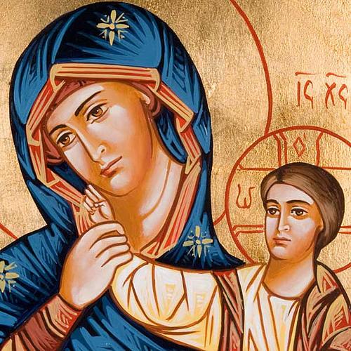 Icona Madre di Dio Gioia e Sollievo Romania 2
