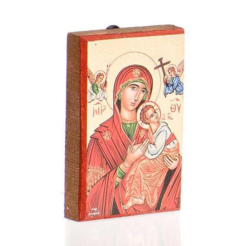 Icone stampate Gesù, Maria, Ultima cena, Trinità 4