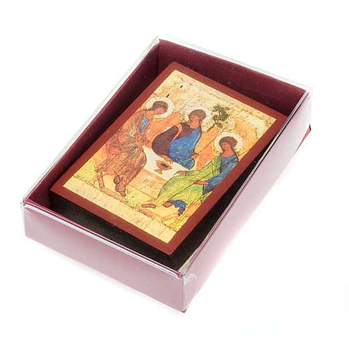 Icone stampate Gesù, Maria, Ultima cena, Trinità 5