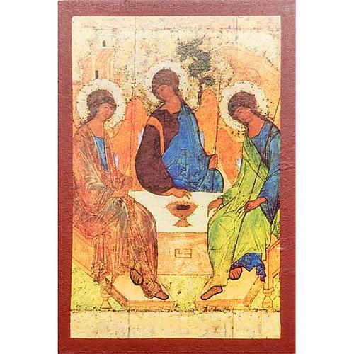 Icone stampate Gesù, Maria, Ultima cena, Trinità 6