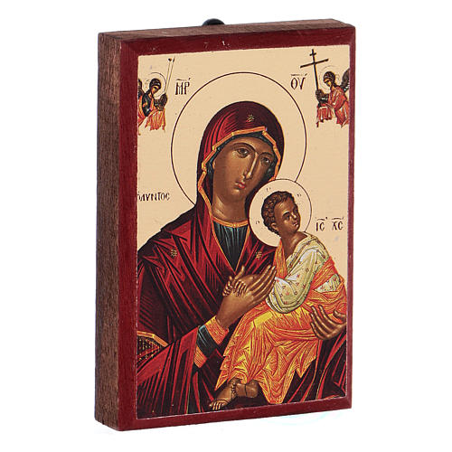 Printed icons Jesus, Mary, The last Supper, the Holy Trinity 2