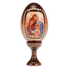Icona stampa Sacra Famiglia s1