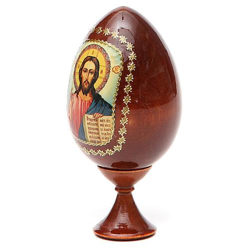 Icona Cristo Pantocratore stampata 2