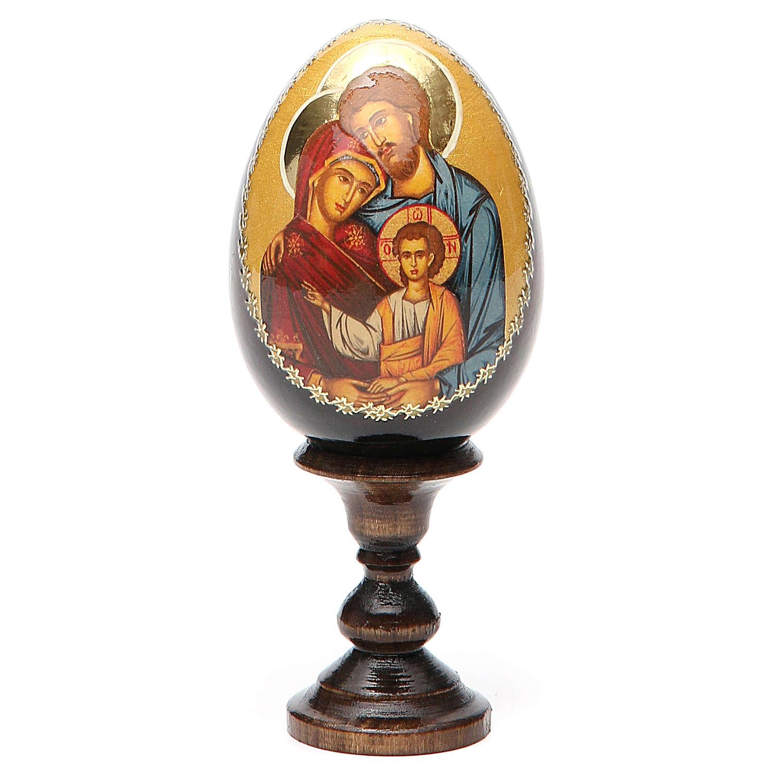 Icona Sacra Famiglia stampa 4