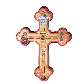 Ikone Kreuz gedruckte s1