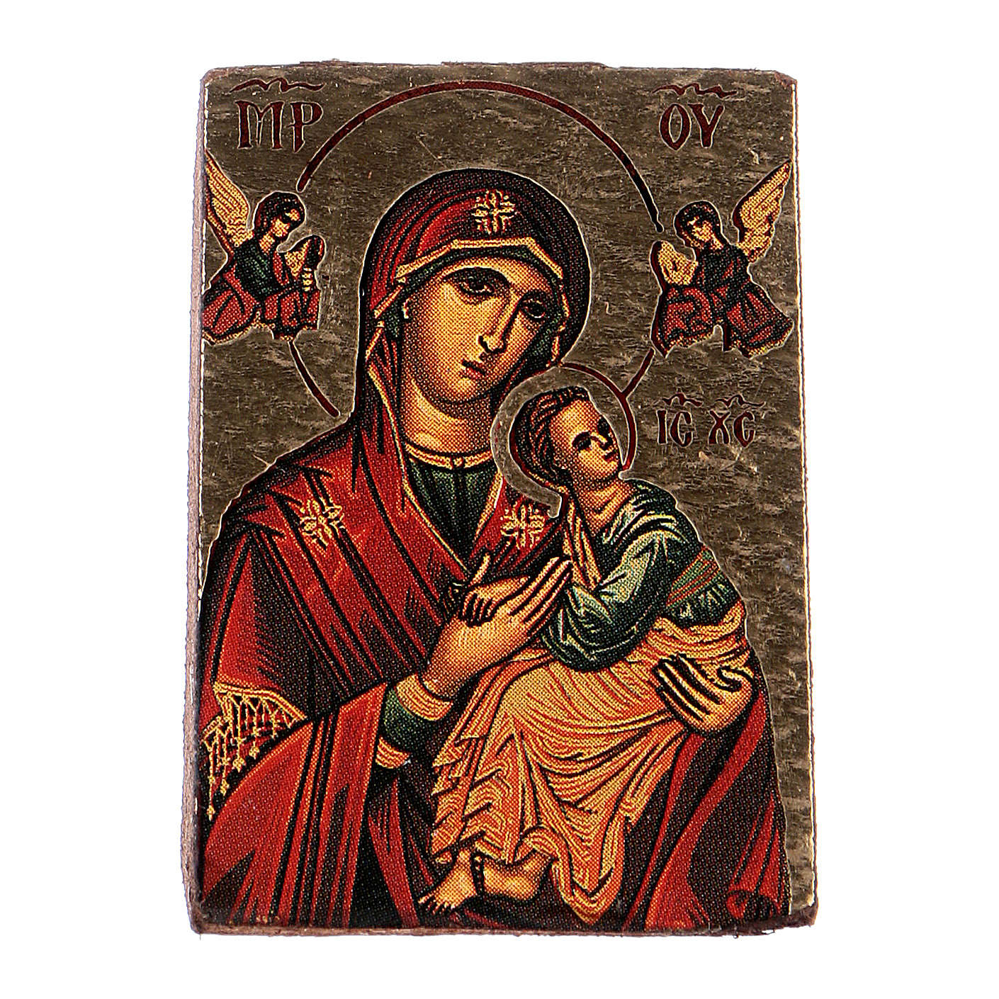 Ícone Maria impressão de mesa 3