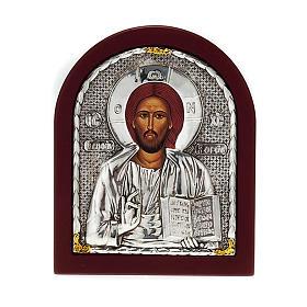 Icona stampa Cristo Pantocratore da tavolo s1