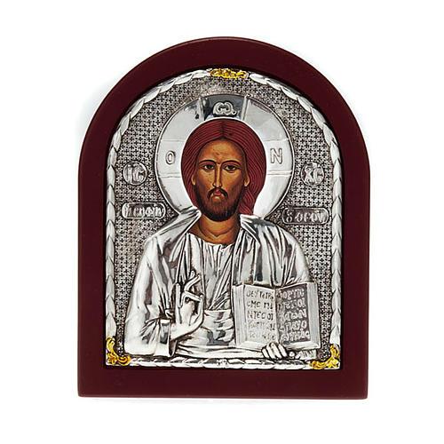 Icona stampa Cristo Pantocratore da tavolo 1