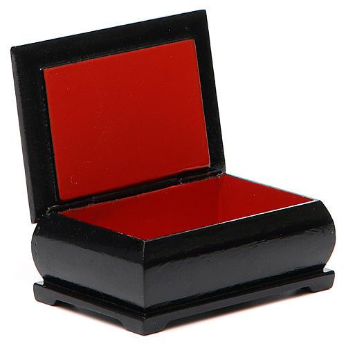 Box lacquer Russia Pantocrator 6