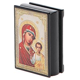 Box enamel Russia Kazanskaya s5