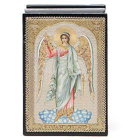 Box enamel Russia Guardian Angel s4