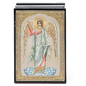 Box enamel Russia Guardian Angel s4