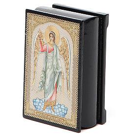 Box enamel Russia Guardian Angel s5