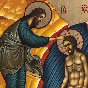 Icona Battesimo di Gesù s2